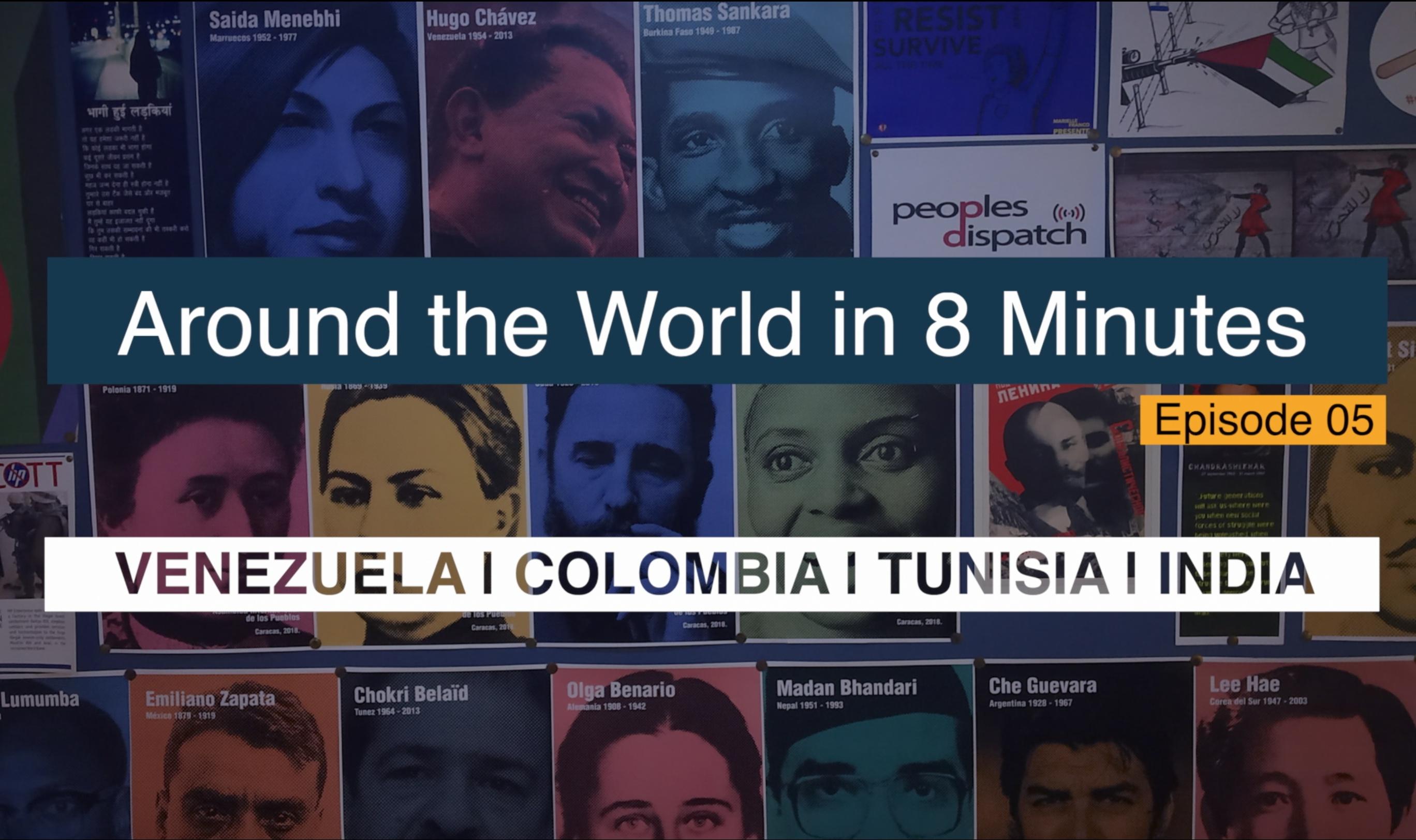 Around the world in 8 min episode 05