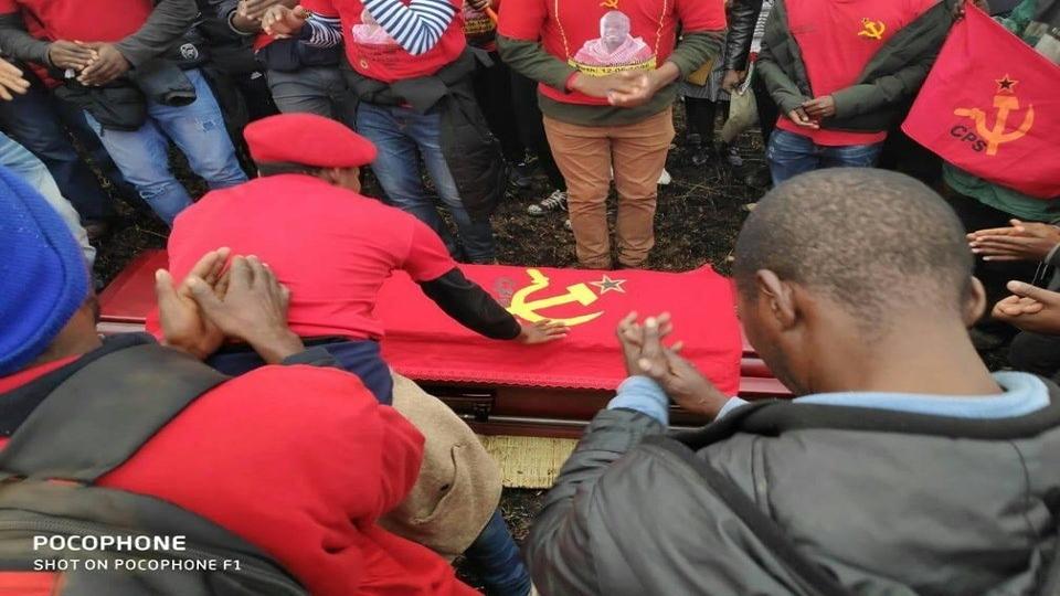 Trade unions in Swaziland demand inquiry into death of Njabulo Dlamini