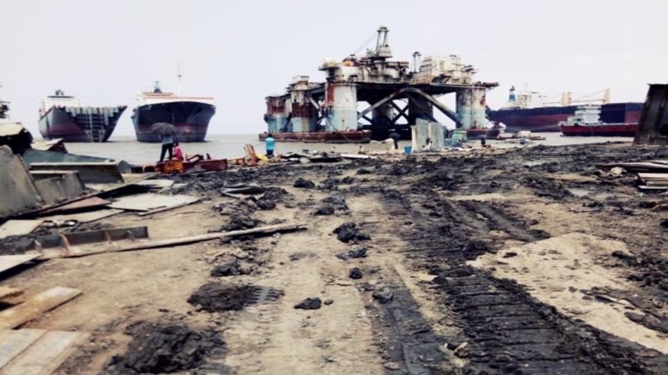 bangladesh ship yards
