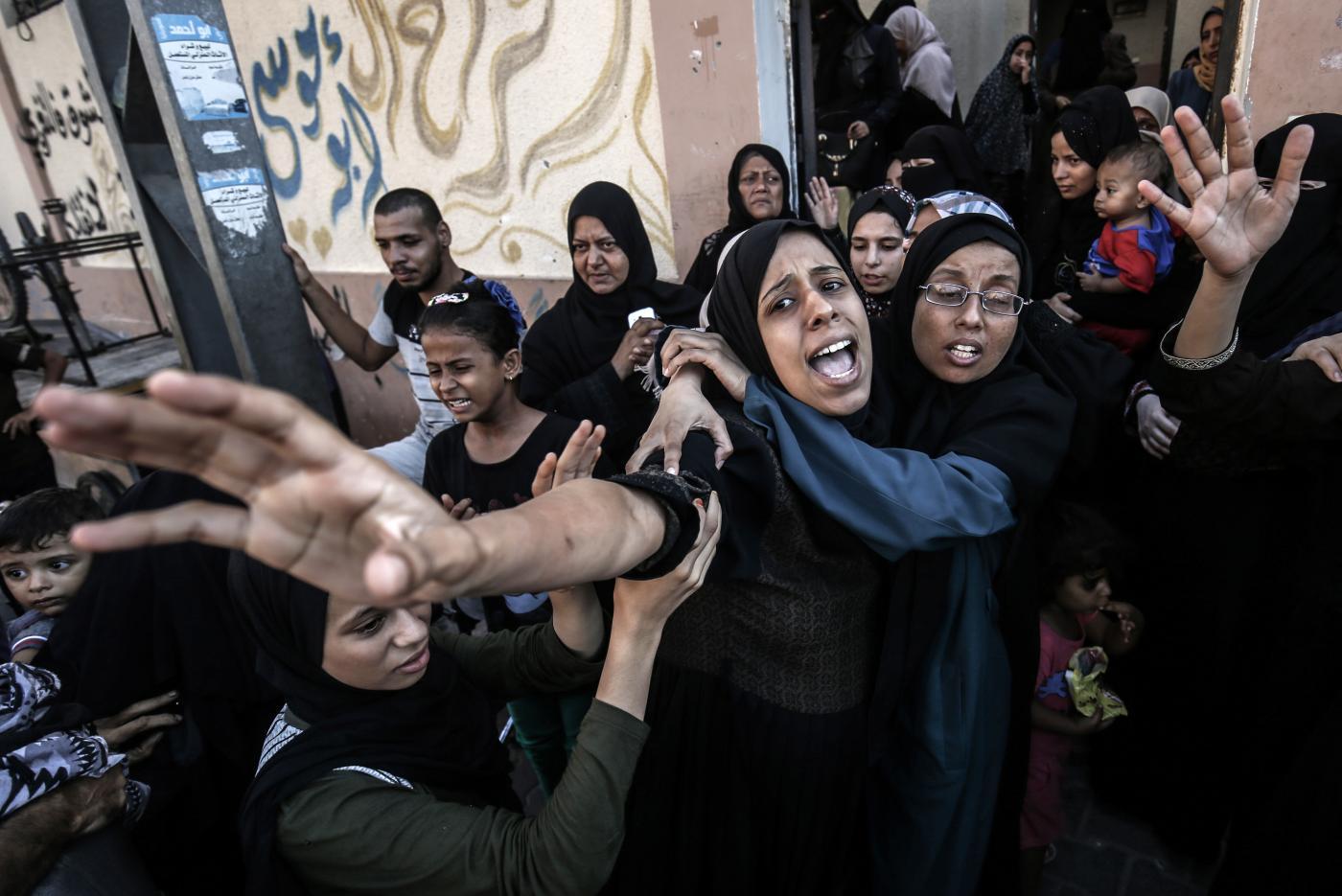 great march of return protests, siege of Gaza, Gaza blockade