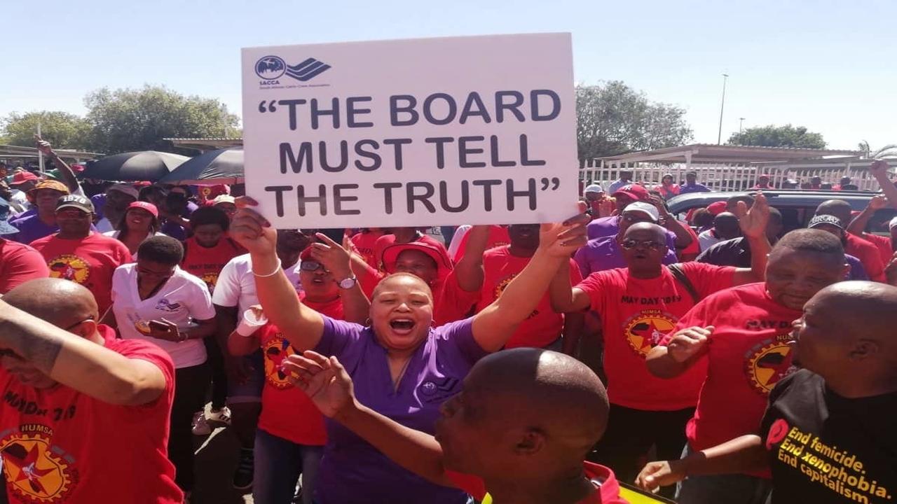 South African Airways strike