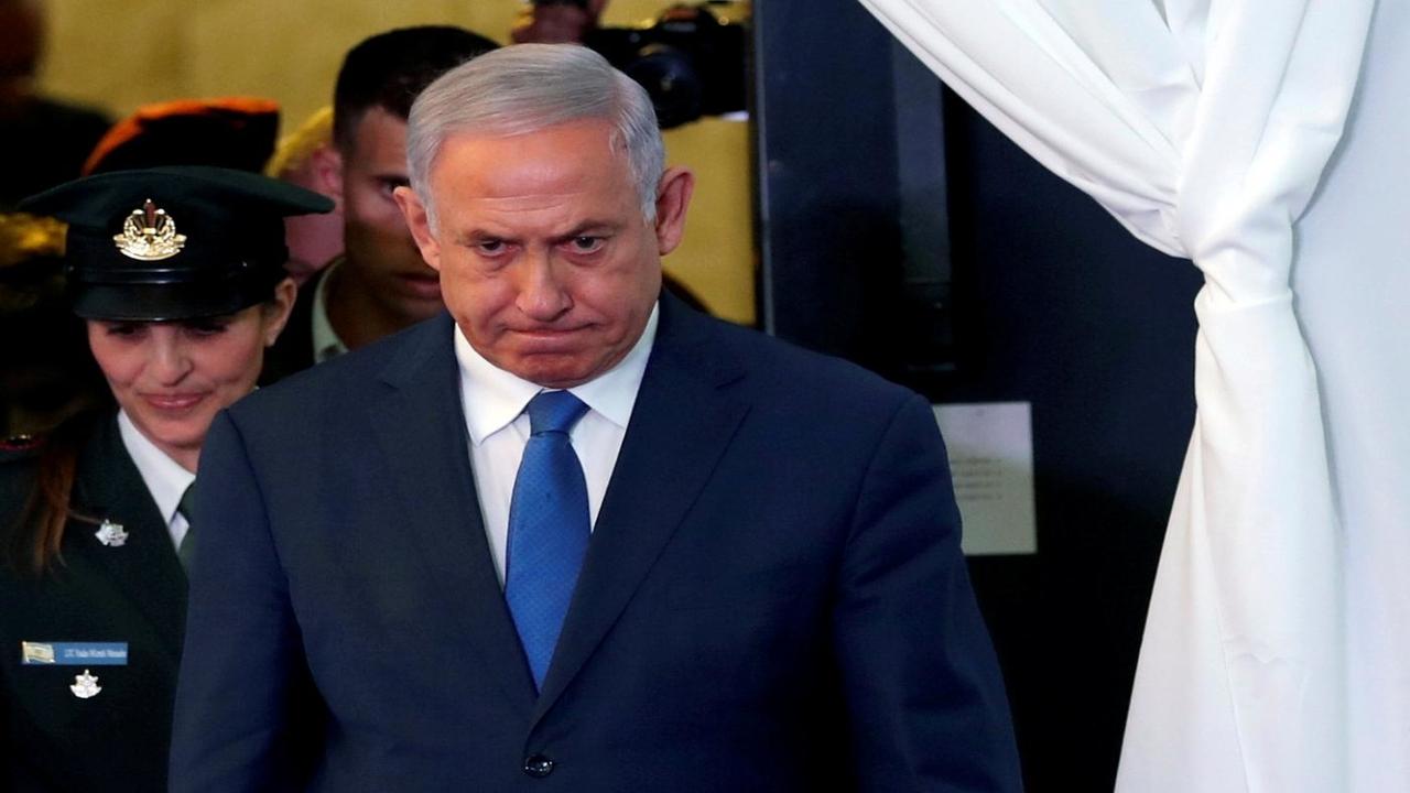 Netanyahu indictment