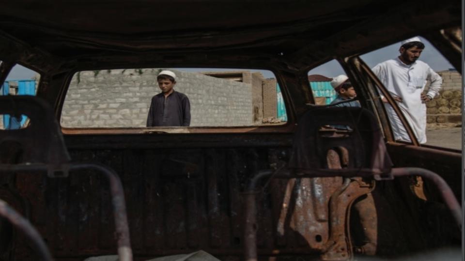 Afghani deaths
